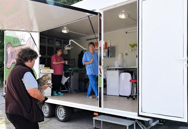 Stérilisation animaux errants à AKSAKOVO - 30 mai au 8 juin 2018 Aksako23