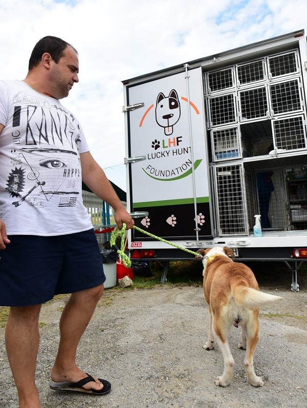Stérilisation animaux errants à AKSAKOVO - 30 mai au 8 juin 2018 Aksalo15