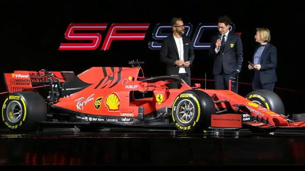 F1 2019 season  5bf90710