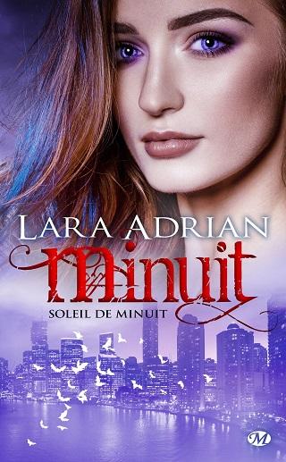 MINUIT (HORS SERIE) LE SOLEIL DE MINUIT de Lara Adrian Minuit10
