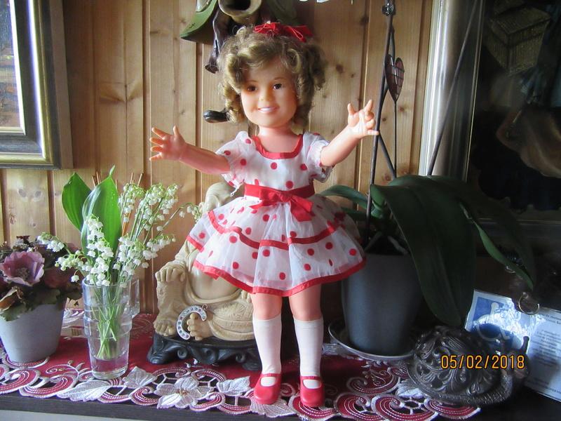 Ideal Toys : Shirley (composition et vinyle) - Mise à jour : 08/08/18 - Page 3 Img_2440