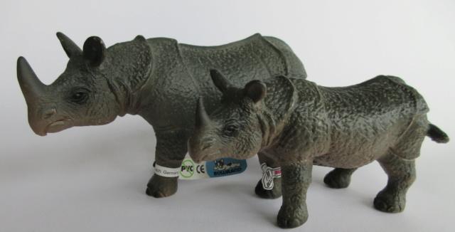 The Javan rhino from Bullyland :-) Img_1221