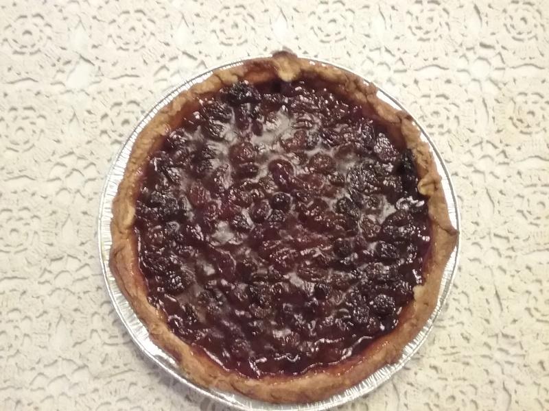 Tarte aux raisins grand- mère  15139712