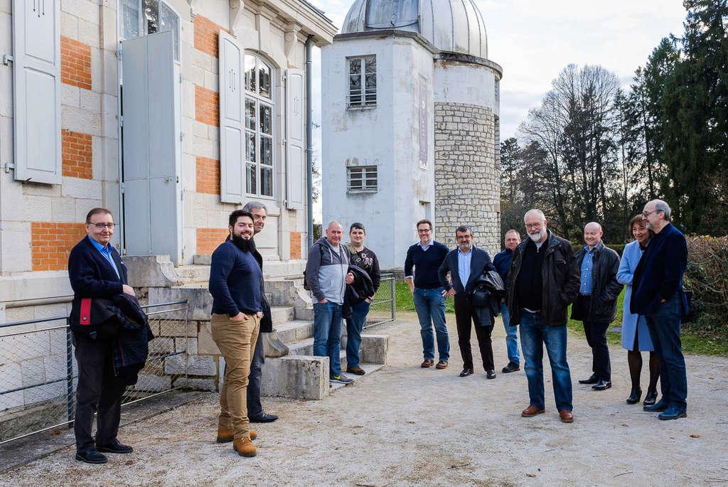DODANE - Visite Dodane à Besançon du 23 Novembre 2017 Dodane15
