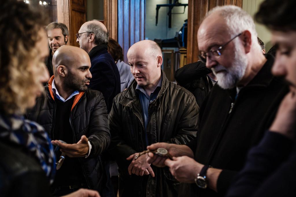 DODANE - Visite Dodane à Besançon du 23 Novembre 2017 Dodane30