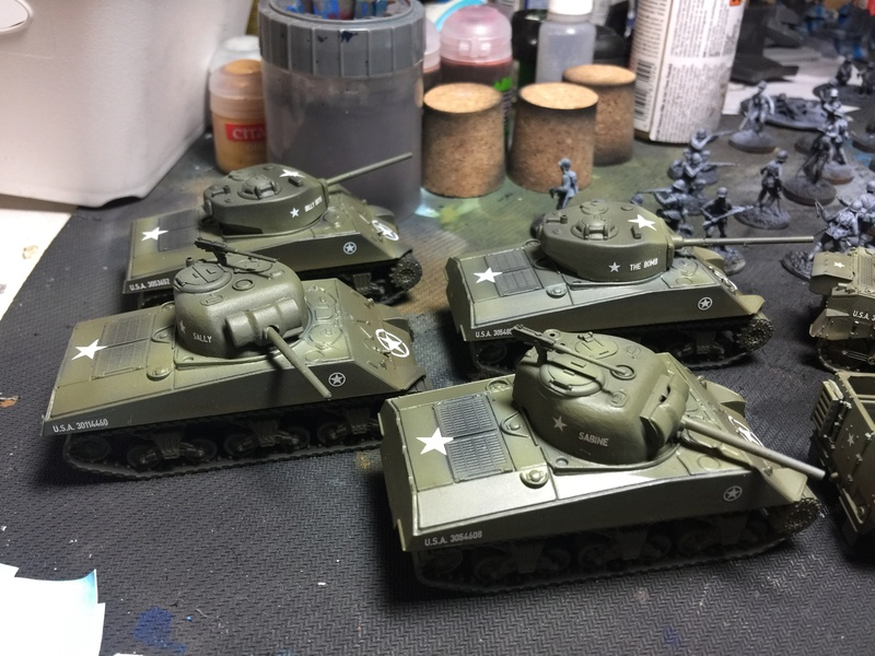 [WIP] My US Army on the workbench 15788810