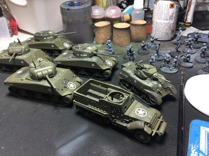 [WIP] My US Army on the workbench 8d181210