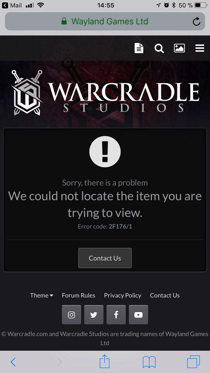 Warcradle Studios rachète les licences Spartan Games - Page 7 A2e62810
