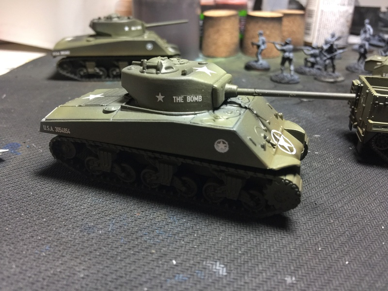 [WIP] My US Army on the workbench C4881410