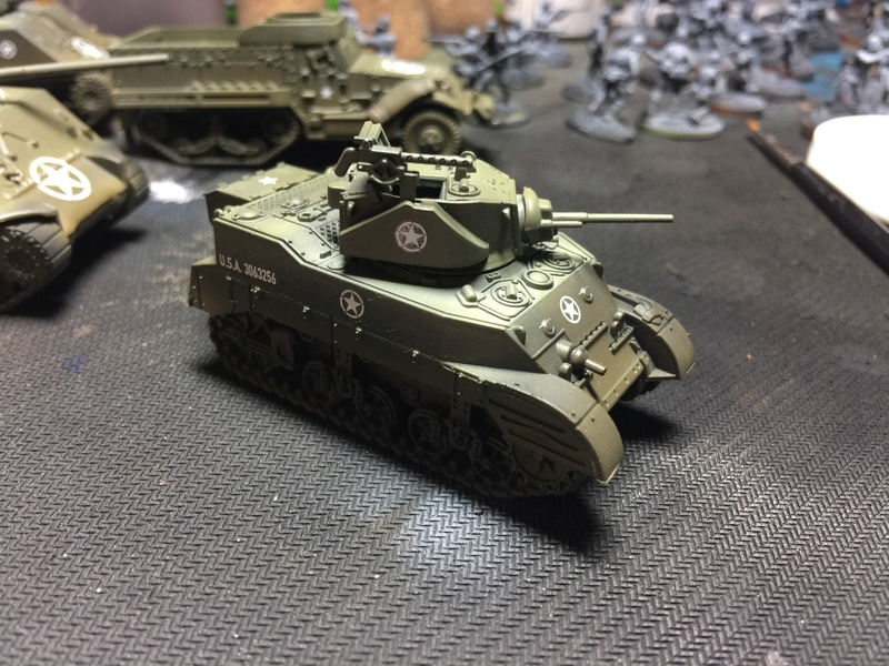 [WIP] My US Army on the workbench D9622410