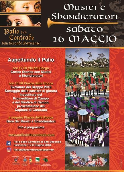 ASPETTANDO IL PALIO - SABATO 26 MAGGIO 2018 26_mag10