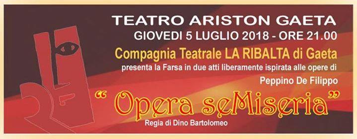 Opera seMiseria - Omaggio al Teatro di Peppino De Filippo 31947010