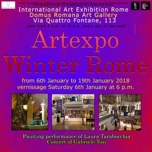 Artexpo Winter Rome 2018 Flyer_10