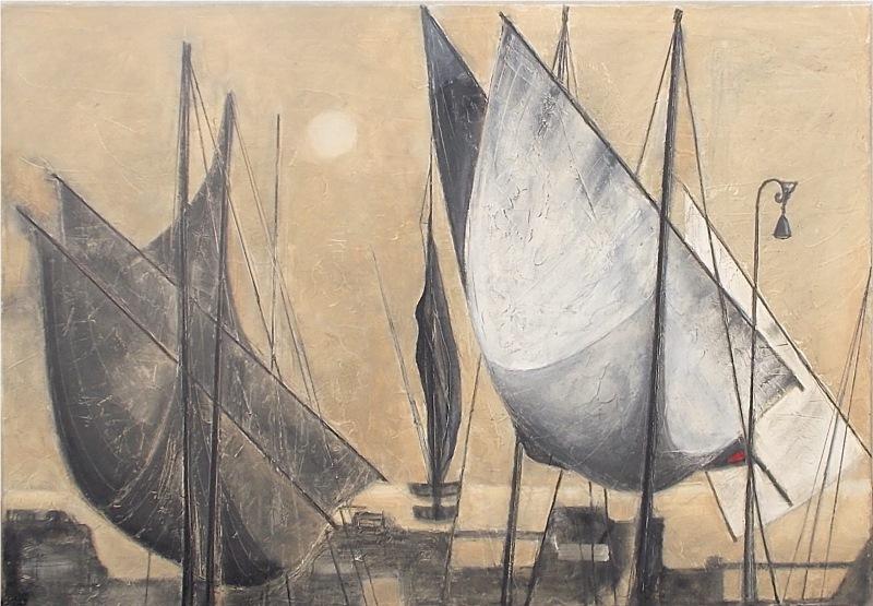 Mostra di pittura di Fernando Pietròpoli a Lazise (Lago di Garda) Il_cap10