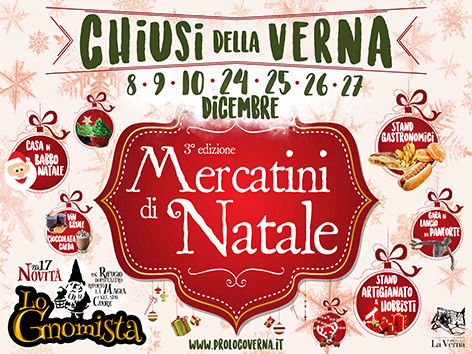 Mercatini di Natale a Chiusi della Verna ed. 2017 Mercat10