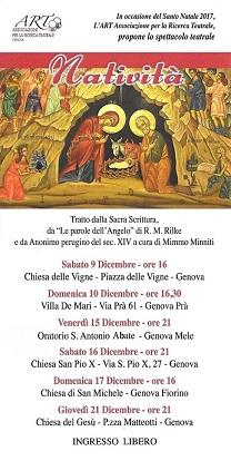 """Spettacolo Teatrale """"Natività"""" - Oratorio Sant'Antonio Abate MELE 15/12/2017 Nativi10"""