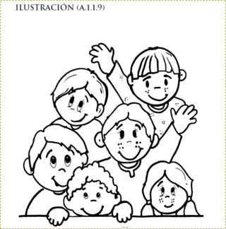 Para los niños de escuelita dominical  28-11-10