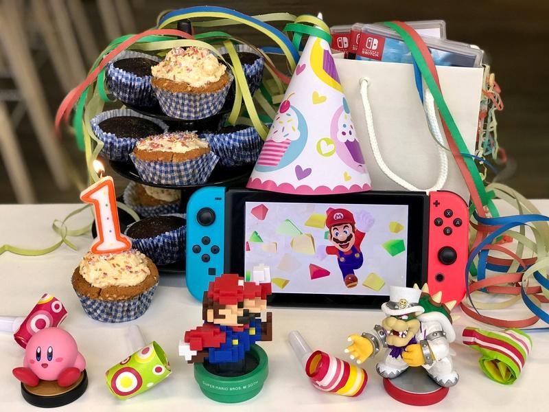 La switch a 1 an, Bon anniversaire. Dxwysl10
