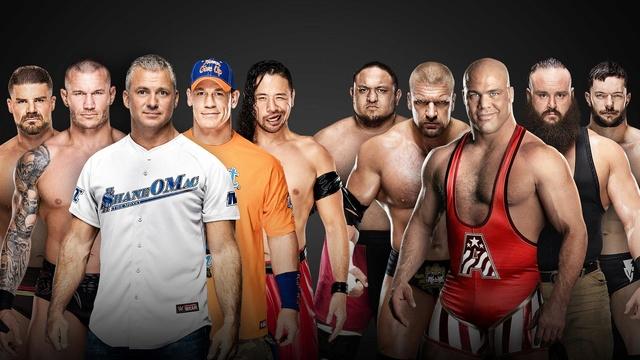 WWE Survivor Series du 19/11/2017 20171114