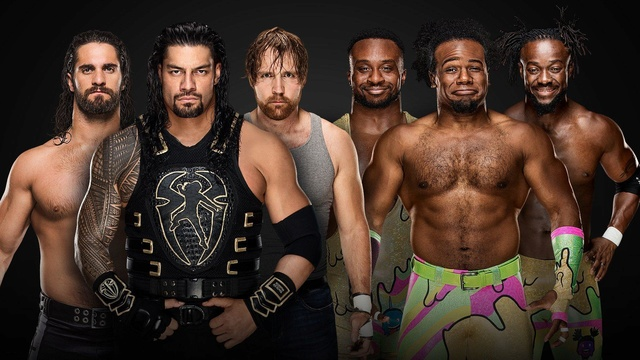 WWE Survivor Series du 19/11/2017 20171117