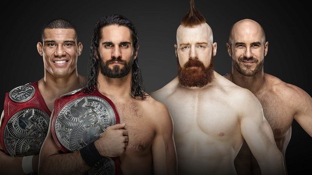 WWE Royal Rumble du 28/01/2017 20180111