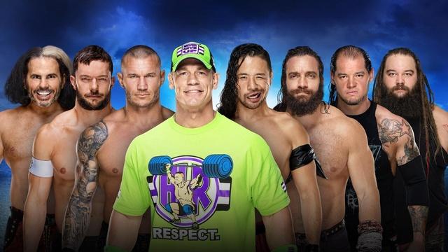 Concours de pronostics saison 7 - Royal Rumble 2018 20180117