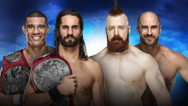 Concours de pronostics saison 7 - Royal Rumble 2018 20180118