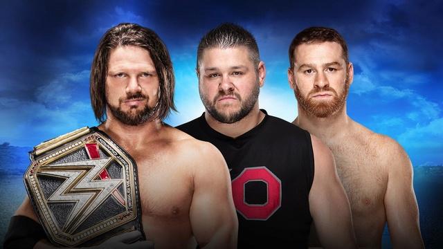 Concours de pronostics saison 7 - Royal Rumble 2018 20180119