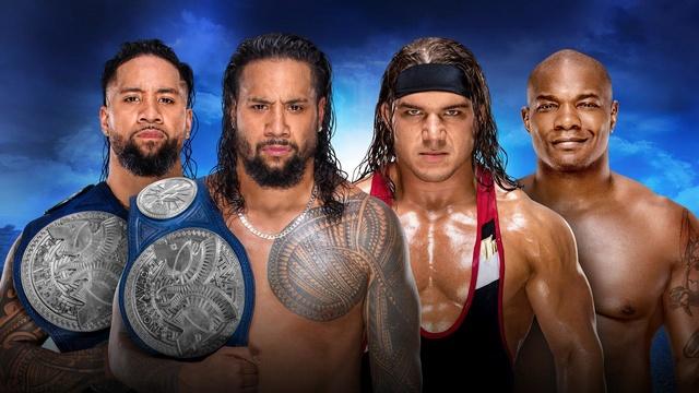 Concours de pronostics saison 7 - Royal Rumble 2018 20180121