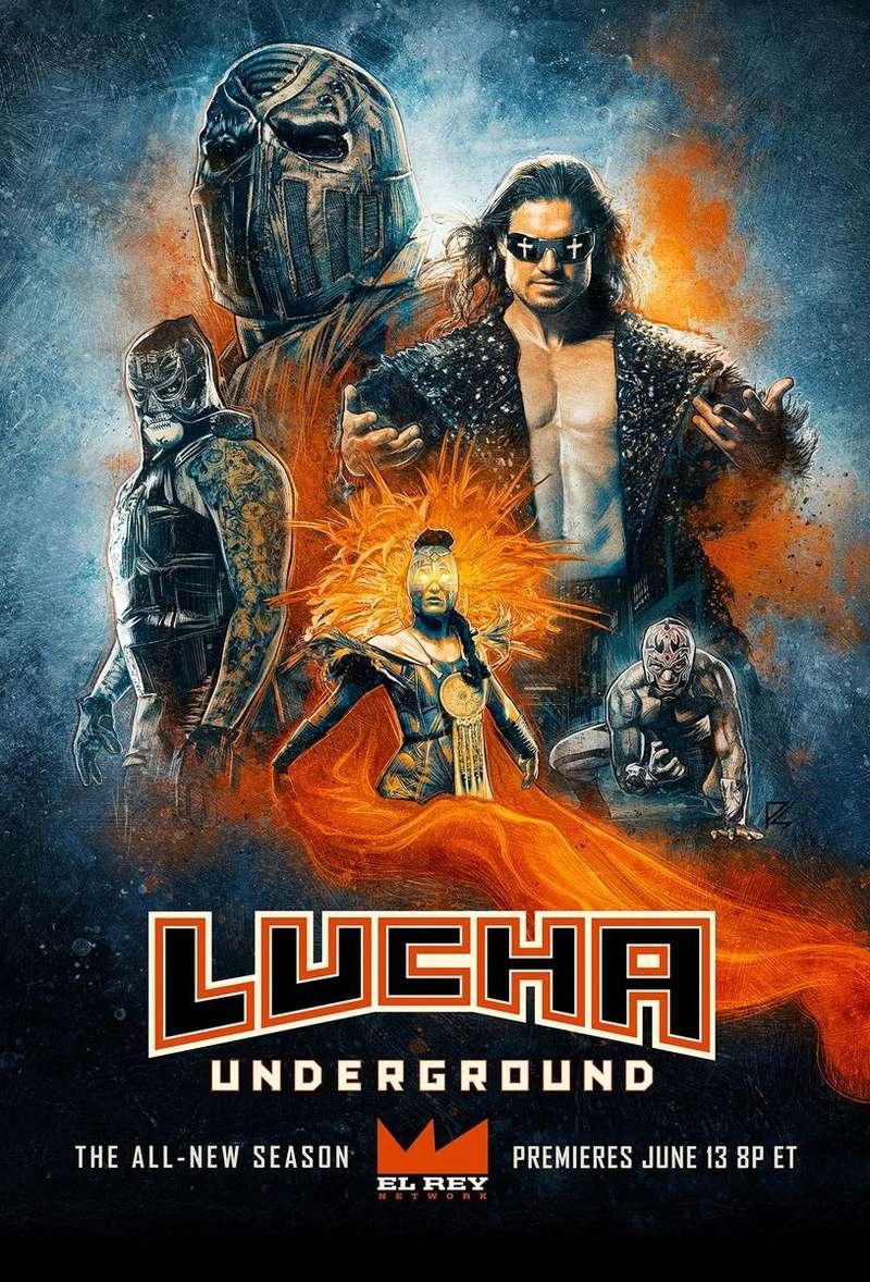 [Compétition] De nouveaux détails sur la saison 4 de la Lucha Underground (spoilers!) Dajxx510