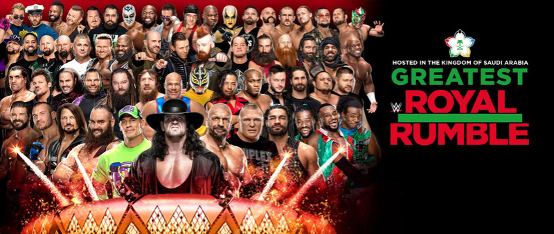 [Résultats] WWE Greatest Royal Rumble du 27/04/2018  Result10