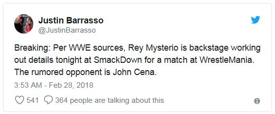 [Compétition] Rey Mysterio à Wrestlemania pour un top match ? Rey10
