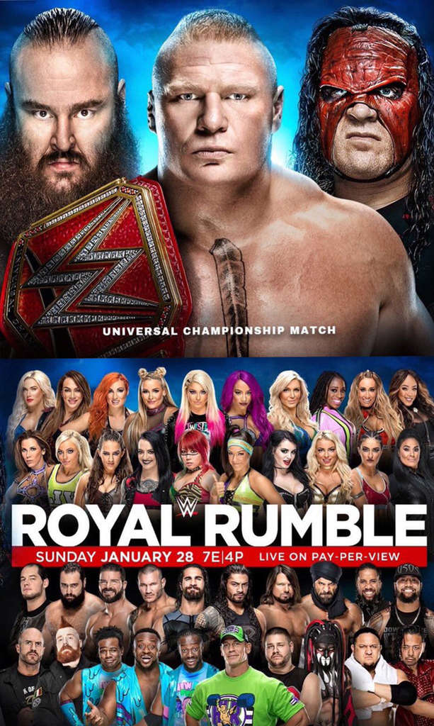 [Divers] Poster du Royal Rumble 2018 Wwe20r10