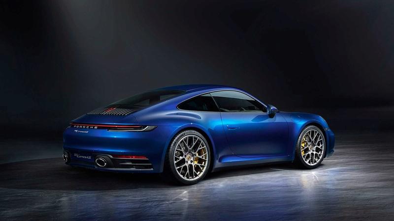 Porsche 911 992 - 2019 Porsch10