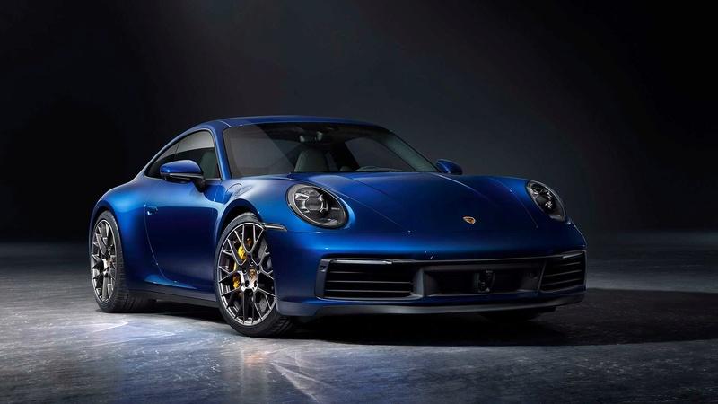 Porsche 911 992 - 2019 Porsch12