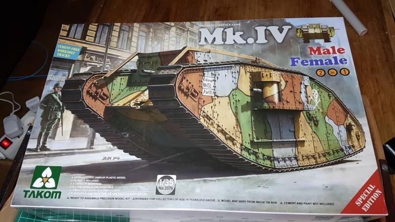 Mark IV mâle 1919 20180119