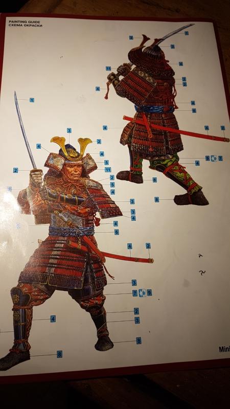 Petit test entre deux petits blindés Samurai  MiniArt 1/16 20180512