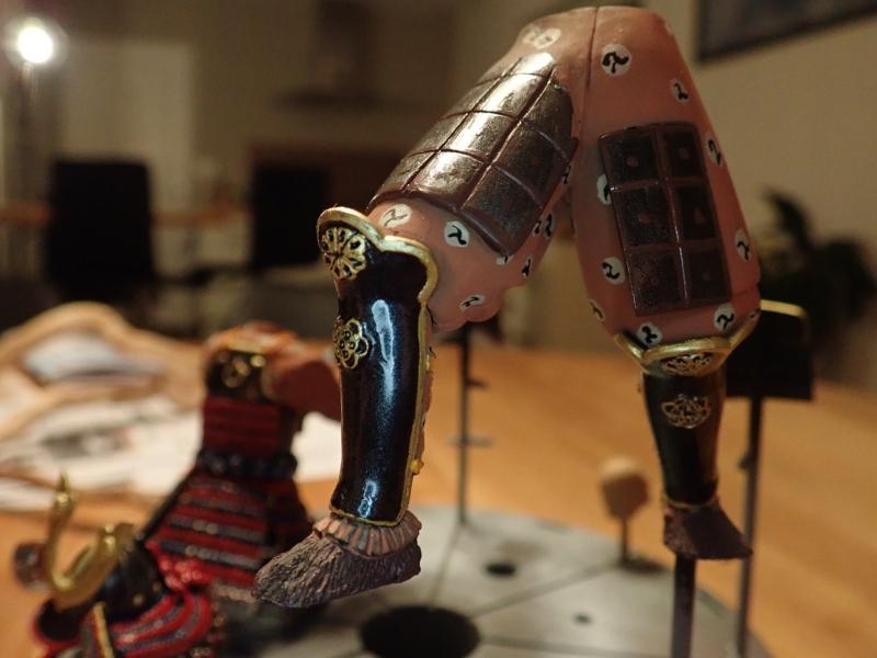 Petit test entre deux petits blindés Samurai  MiniArt 1/16 Alex1913