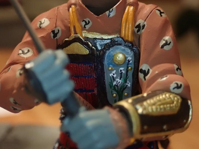 Petit test entre deux petits blindés Samurai  MiniArt 1/16 Alex1914