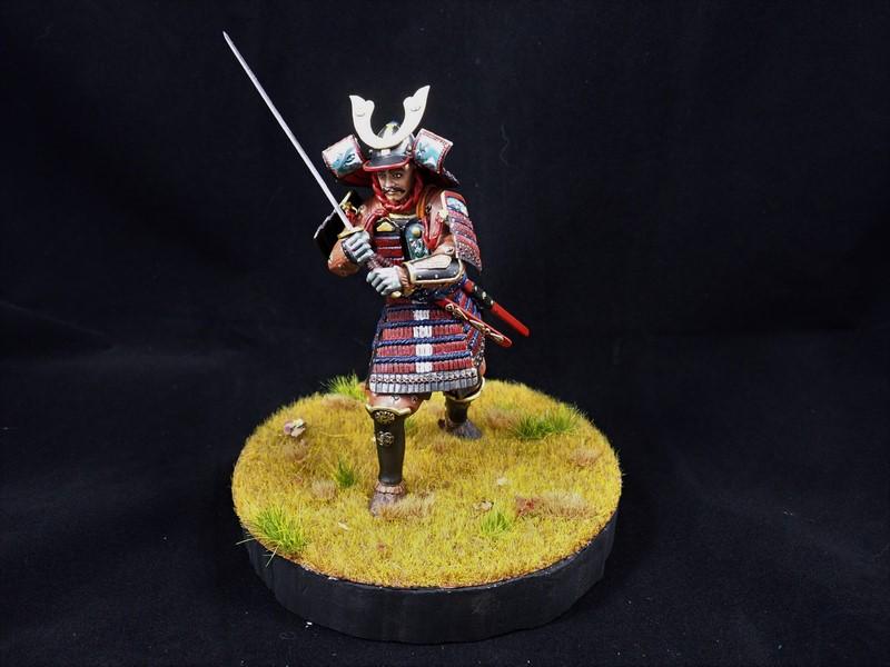Petit test entre deux petits blindés Samurai  MiniArt 1/16 Alex2013