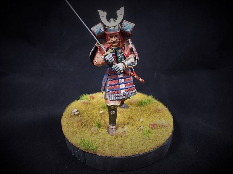 Petit test entre deux petits blindés Samurai  MiniArt 1/16 Alex2015