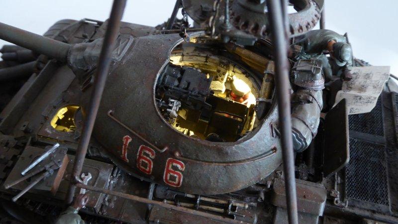 T-54A soviétique  - Page 3 P1090814