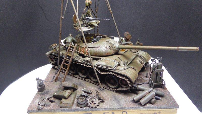 T-54A soviétique  - Page 3 P1090911