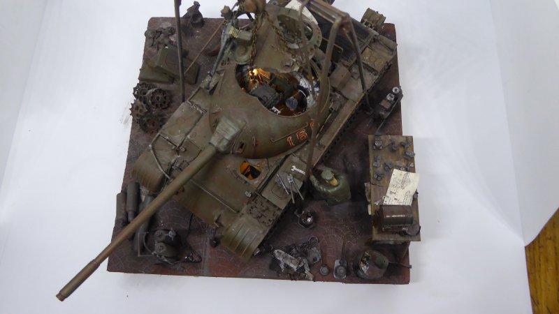 T-54A soviétique  - Page 3 P1090912