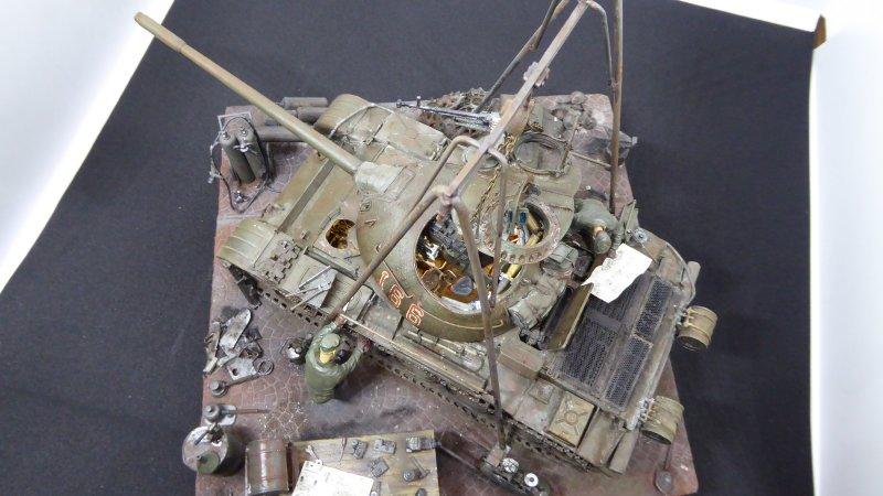 T-54A soviétique  - Page 3 P1090913