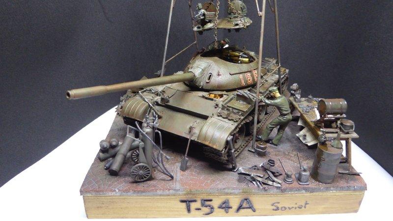 T-54A soviétique  - Page 3 P1090914