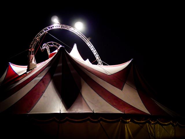 Tiens? Un cirque! P1080413