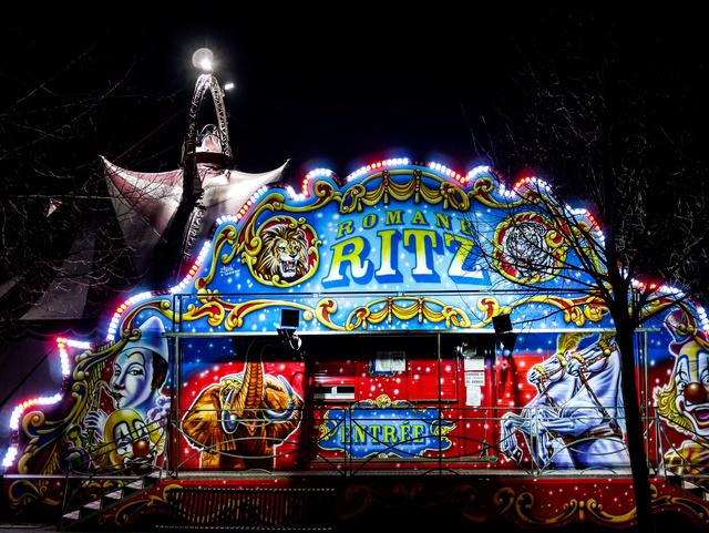 Tiens? Un cirque! P1080414