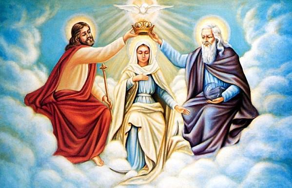 La Bienheureuse Vierge Marie - Page 10 Couron11