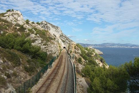 La Côte Bleue, à l'ouest de Marseille - flore et paysages Dscf2720